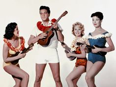 Elvis played the ukulele for many beach bound ladies. Here's your chance to serenade your guy or gal with some Hawaiian flavor.