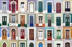 Toffe fotoserie: De mooiste deuren van over heel de wereld gesorteerd per land