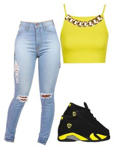 Designer Clothes, Shoes & Bags for Women Swag Outfits, Dope Outfits, Trendy Outfits, Girl Outfits, Fashion Outfits, School Outfits, Dope Fashion, Fashion Killa, Urban Fashion