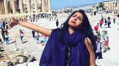 Newlywed honeymoons without husband copes through Instagram comedy By Chloe Bryan2016-07-12 16:04:48 UTC  Who needs a honey to have a great honeymoon?  Newlywed Huma Mobin had to go on her second honeymoon sans husband after his travel visa didnt arrive in time for the trip.  Luckily (we think?) Mobins parents-in-law were still able to go and they snapped a hilarious photo series of Mobin with her arm wrapped around where her husband should have been  you know instead of stuck back home in…