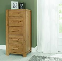 Kendal Oak 5 Drawer Tall Chest http://solidwoodfurniture.co/product-details-oak-furnitures-4076-kendal-oak-drawer-tall-chest.html