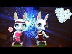 ZOOBE зайка Самое Классное Поздравление Зинаиде с Днём Рождения - YouTube