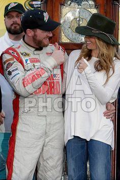 Dale & Amy @ Martinsville
