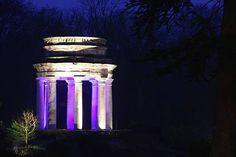 Temple de l'Amour. Fresnes-sur-Escaut. Nord Pas de Calais.