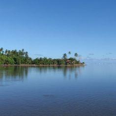 Meditation perfect, French polynesia