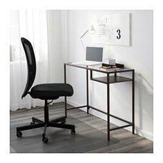 IKEA Vittsjö skrivebord til bærbar: 100x36cm, 200,-