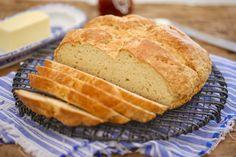 Simple White Irish Soda Bread Recipe - Gemma's Bigger Bolder Baking - Eire - Irish Brown Bread, Irish Bread, Irish Soda Bread Recipe, Bread Machine Recipes, Bread Recipes, Baking Recipes, Buttermilk Recipes, Donut Recipes, Kitchen Recipes