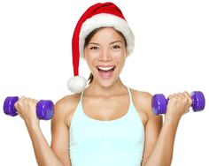 Want some christmas cheer ringing in your ears? Here's a list of  holiday songs to customize your workout!