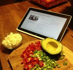 Use this tablet inspired recipe for Super Bowl! #IntelTablets #TabletCrew