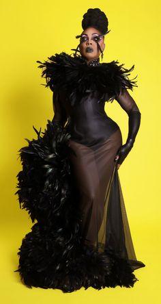 Bebe Zahara Benet • RuPaul's Drag Race • Winner of Season 1