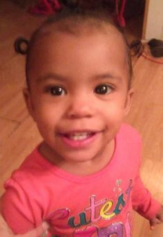 RIP 17 month old Grace Harris: Doctors have concluded a 17-month-old girl died of severe child abuse after being left in the care of her mother's boyfriend.
