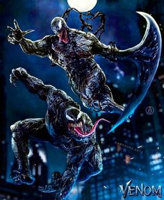 Can't wait for Venom! The potential! art by the epic . art by the phenomenal . Marvel Comics, Venom Comics, Marvel Venom, Marvel Villains, Marvel Fan, Marvel Heroes, Marvel Avengers, Venom Vs Hulk, Venom Pictures