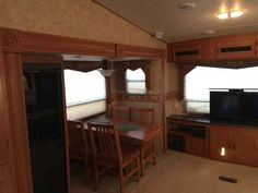 """2010 Used Forest River V-Cross 305VRET Fifth Wheel in Virginia VA.Recreational Vehicle, rv, 2010 Forest River V-Cross 305VRET, **** 1/2 Ton towable camper. **** Purchased this camper new in March 2010. Camper is in excellent shape. Kids have all grown up, moved out, and we're ready to pass this on to another family to enjoy. Camper is spotless: no shoes or smoking in the camper. Has a double slide living room that creates enough room for camping, even when it's raining out. 42"""" TV pops out…"""