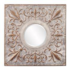 Shelby Fleur Di Lis Mirror