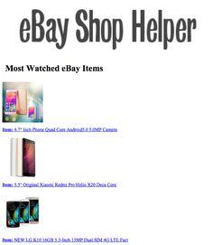 2017-05-14 15:41:07.492722 eBay eBayMostWatched SmallBiz BigData
