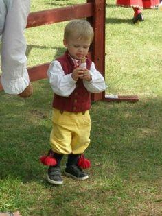 Little boy from Nås