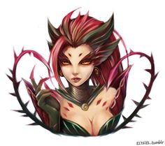 Zyra by nyaruko on deviantART