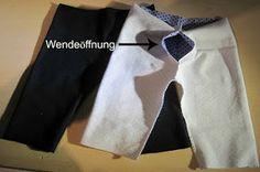 """Lolletroll & Friends : DIY: Wickel-Wende-Kombi """"MIO"""" mit Wendehose"""