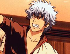 Gintoki. Tsukuyo. Gintama. So many reference.