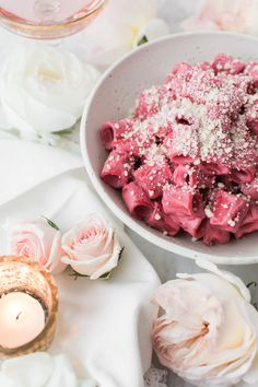 Jillian Harris Perfectly Pink Pasta