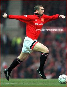 Eric Cantona, #LEGEND #UNITED