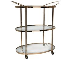 14.Ritz 3 Tier Drinks Trolley in Copper, $289, from Freedom Furniture.