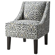 Multicolor Ikat Chatham Upholstered Chair New House