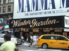 Broadway Theatre #MammaMia #NovelloTheatre #London #AskaTicket