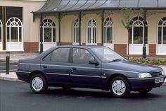1988-1994 Peugeot 405 GRdt