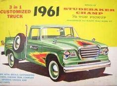 Studebaker Champ kit by Premier.
