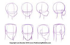 Cartoon Drawing Tips Takahiro Kimura anime head turn 3d Drawing Techniques, Drawing Skills, Drawing Poses, Manga Drawing, Drawing Tips, Figure Drawing, Drawing Sketches, Cartoon Head, Cartoon Drawings
