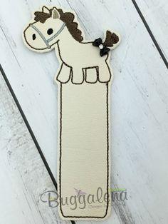 Horse Bookmark