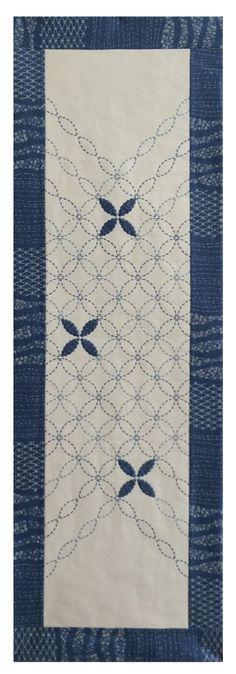 Australia's specialists in Japanese textiles including sashiko, boro, one stitch sashiko, kogin, crochet, yarn-dyed fabrics, sashiko needles and bag accessories