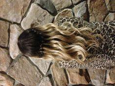 My waterfall band braid on a friend @Megan West