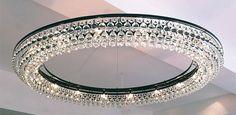 bling chandelier knock off