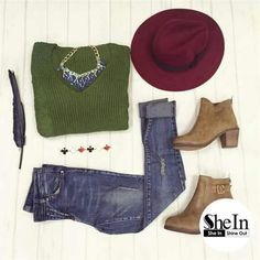 Winter Estilo Fashion, Autumn, Ankle, Boots, Polyvore, Outfits, Image, Winter, Moda Femenina