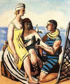 1933 The Little Fish - Max Beckmann