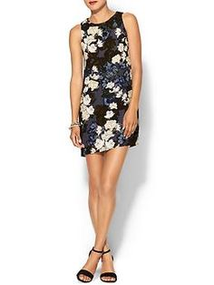 Eight Sixty Trinity Floral Shift Dress | Piperlime via @PureWow