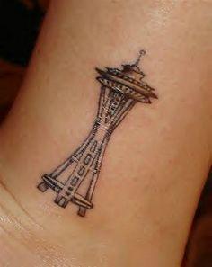 Seattle Space Needle - I want one!