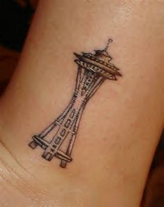 seattle <3 Kellen has a seattle tattoo mayeb i should get one too :)