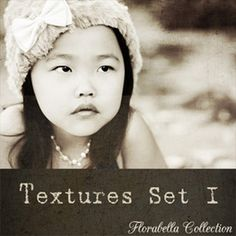 Florabella Textures for Photoshop - Florabella Collection Photoshop Actions