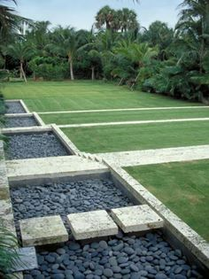 #Lawns & Boards Terraced garden http://warmwelcomeproperties.com