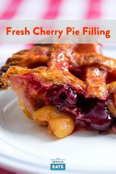 Flawless cherry pie.