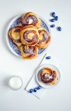 Cottage+Cheese+And+Lemon+Rolls+#howto+#tutorial