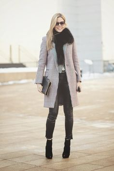 Fashion Inspiration| Street style Principe di Galles | http://www.theglampepper.com/2014/02/19/fashion-inspiration-street-style-principe-di-galles/