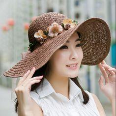 15989eb9dac5b 19 Best Beach Hat Decoration images in 2018 | Hat decoration, Beach ...