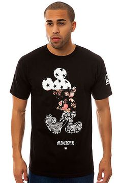 The Mickey Swag Tee in Black by NEFF use rep code: OLIVE for 20% off!
