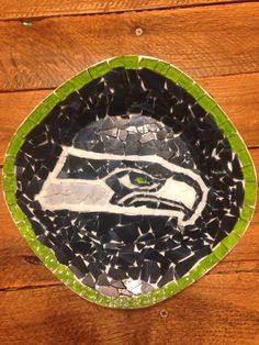 8 Custom Jewerly/ Key dish Seatle by TheGreatMosaicEscape on Etsy