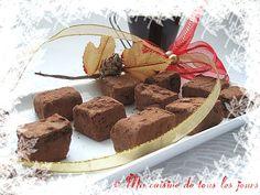 Ma cuisine de tous les jours: Truffes des fêtes au café Tiramisu, Ethnic Recipes, Desserts, Truffles, Gentleness, Food, Kitchens, Tailgate Desserts, Deserts