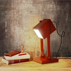 Wooden desk light retro table lamp bedside lamps northern europe style for reading mode2 -- Awesome products selected by Anna Churchill